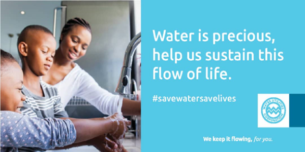 Save Water, Save lives